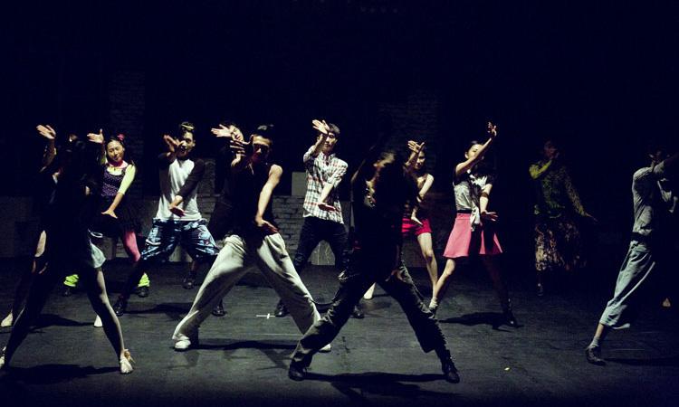 IISPA Dansen