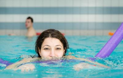 Zwem fit