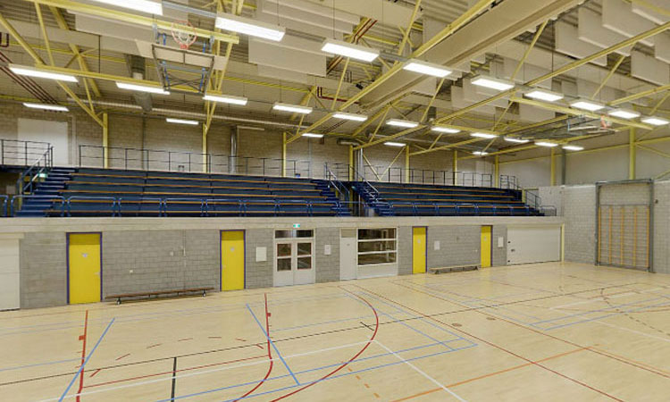 Sportpark Sporthal