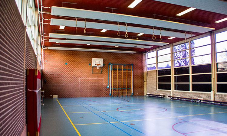 Gymlokaal Hantermansstraat