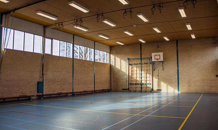 Gymlokaal Kamperfoeliestraat Almelo