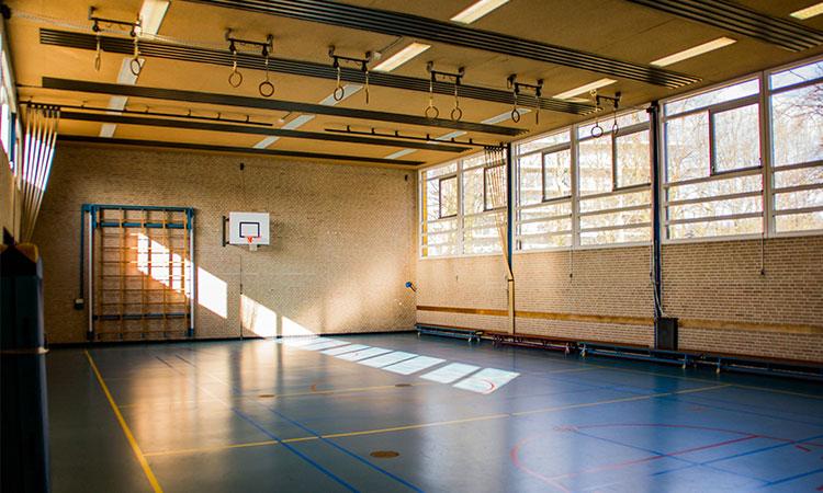 Gymlokaal Catharina van Renneslaan